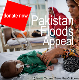 DEC Pakistan Floods Appeal